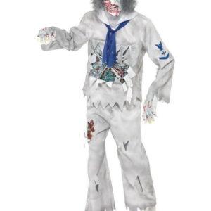Marinens Zombie - Komplett Kostyme