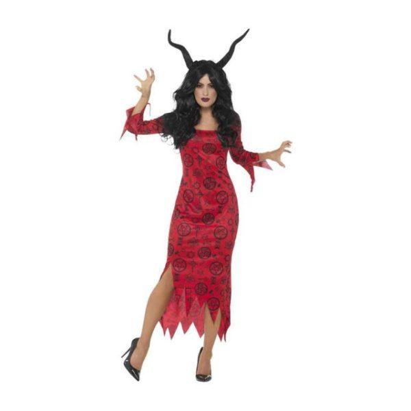 Okkult Djevel Kostyme XS