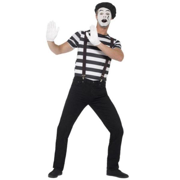 Pantomime Kostyme - L