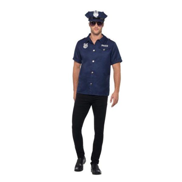 Politi Kostymesett - XL