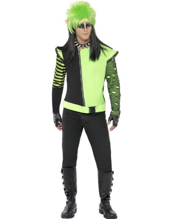 Punked Elf Man - Kostyme - Strl M