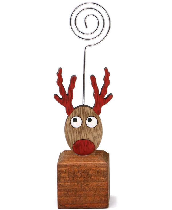 Rudolf Bordkortholder 15 cm