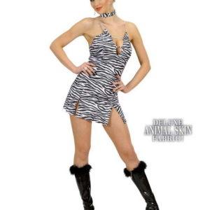Sexy Sebra Kostyme