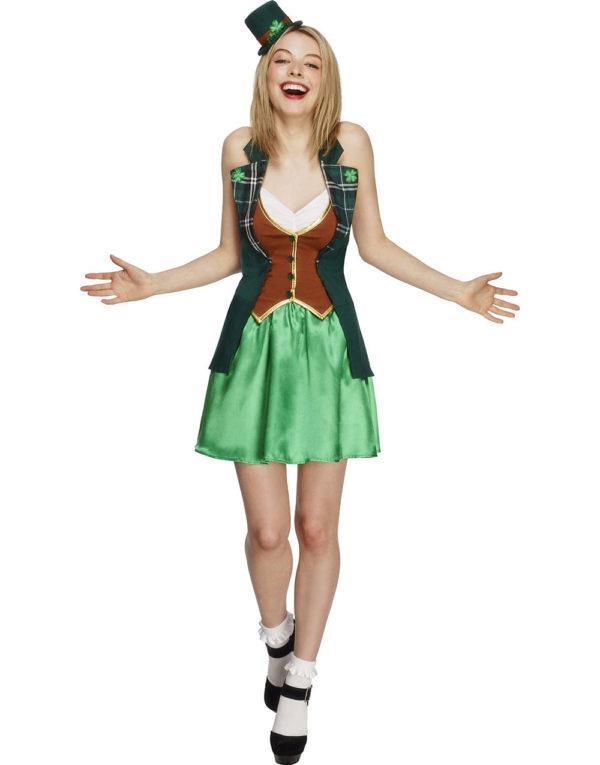 St. Patricks Flirt - Damekostyme