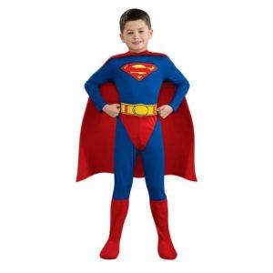 Superman Barnekostyme S