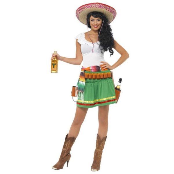 Tequila Shots Kostyme - M
