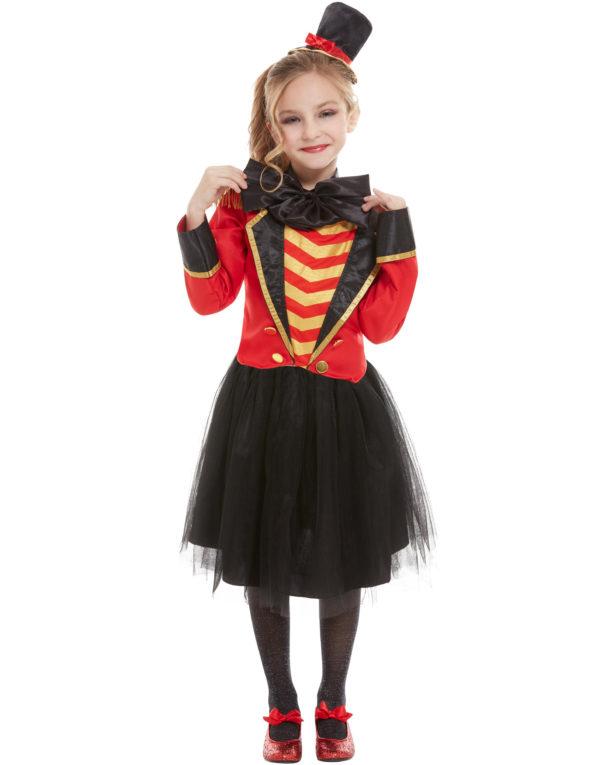 The Greatest Showman Inspirert Sirkusdirektør Kostyme til Barn