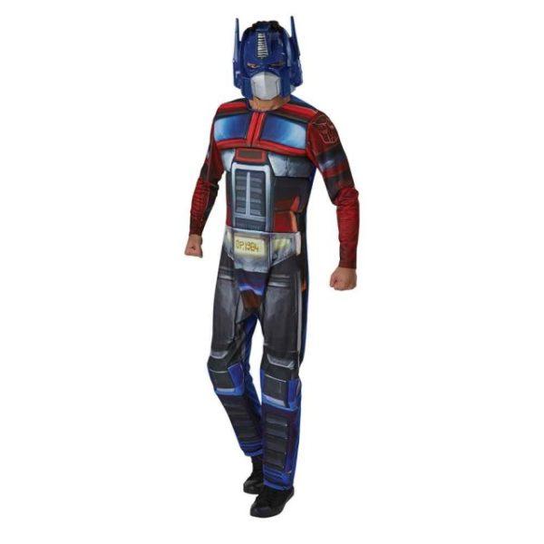 Transformers Optimus Prime Kostyme STD