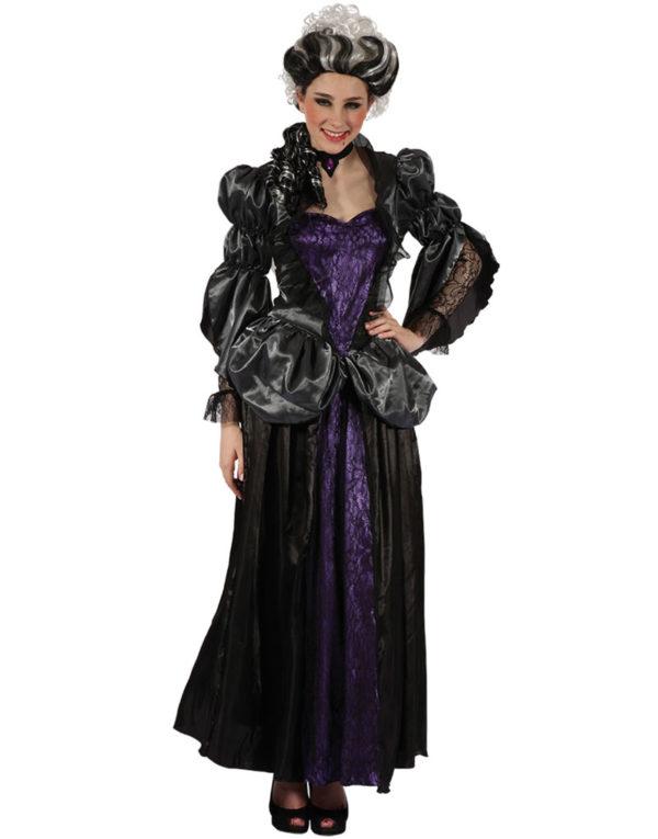 Transylvansk Vampyrinne Kostyme