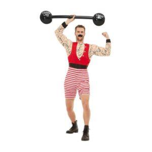 Verdens Sterkeste Mann Kostyme L