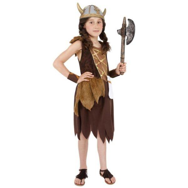 Viking Jente Kostyme - M