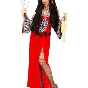 Voodoo Master - Kostyme til Dame