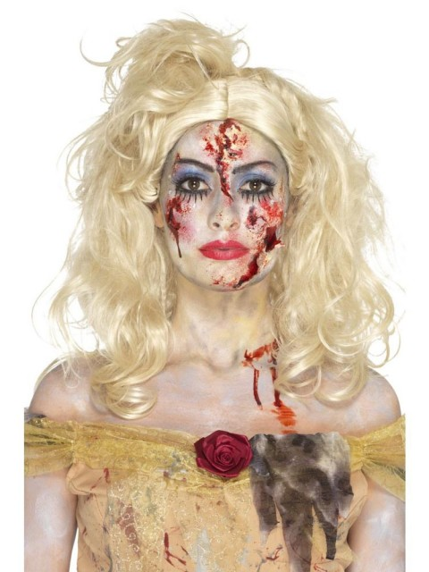 Zombie Fairy Tale Sminke Sett