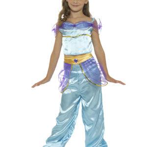 Aladdin Inspirert Jasmine Barnekostyme