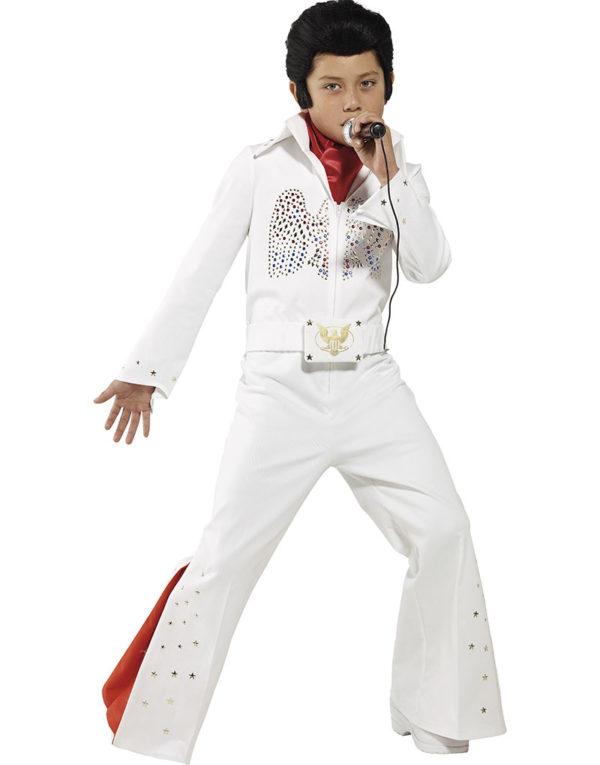 American Eagle - Lisensiert Elvis Presley Barnekostyme
