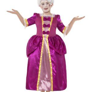 Barokk Prinsessen - Barnekostyme