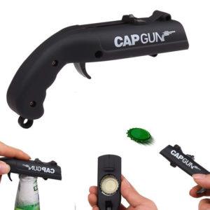 Cap Gun Opptrekker 13 cm - Svart