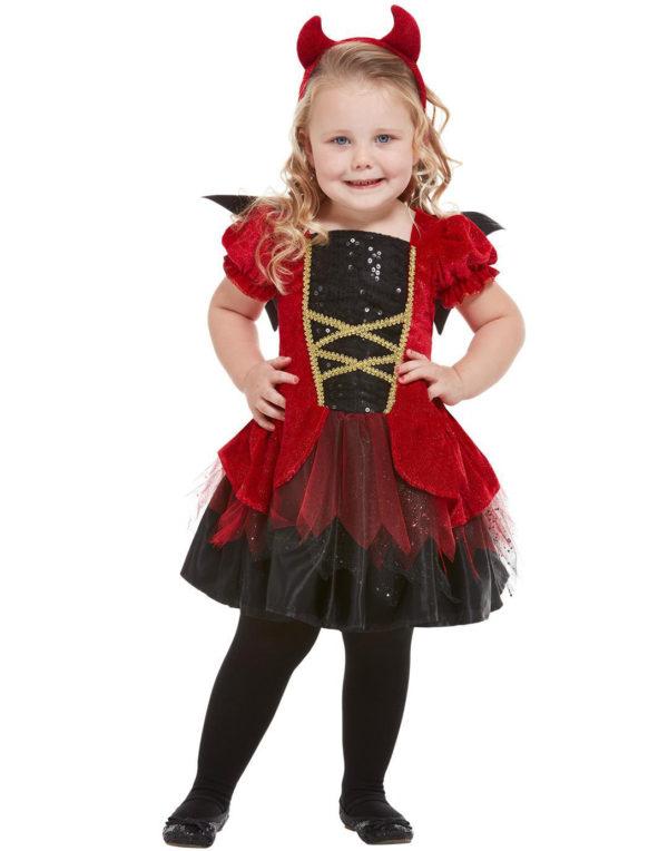 Den søte Djevelen - Kostyme til Barn