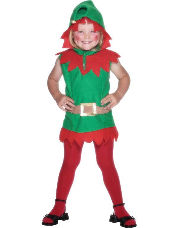 Elfs Toddler - Barnekostyme