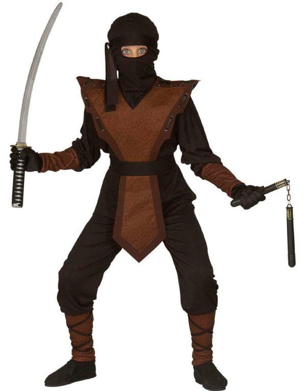 Elite Ninja Barnekostyme