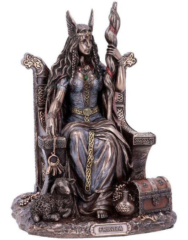 Frigga Godess of Wisdom Figur 19 cm
