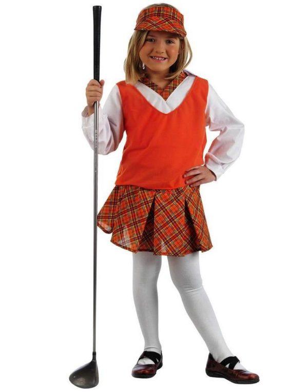 Golf Pike - Luksus Barnekostyme
