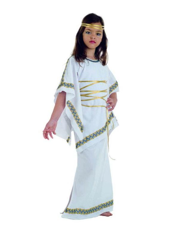Gresk Gudinne Luksus Barnekostyme