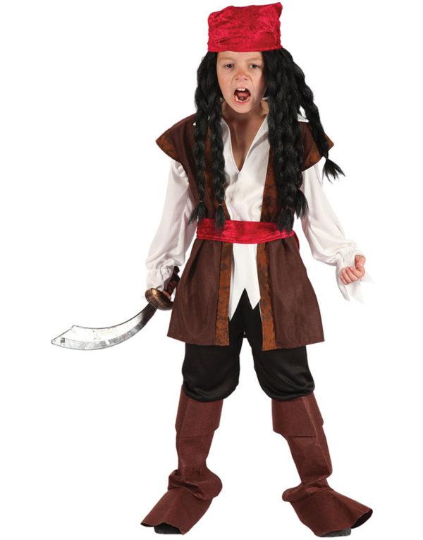 Jack Sparrow Jr - Barnekostyme