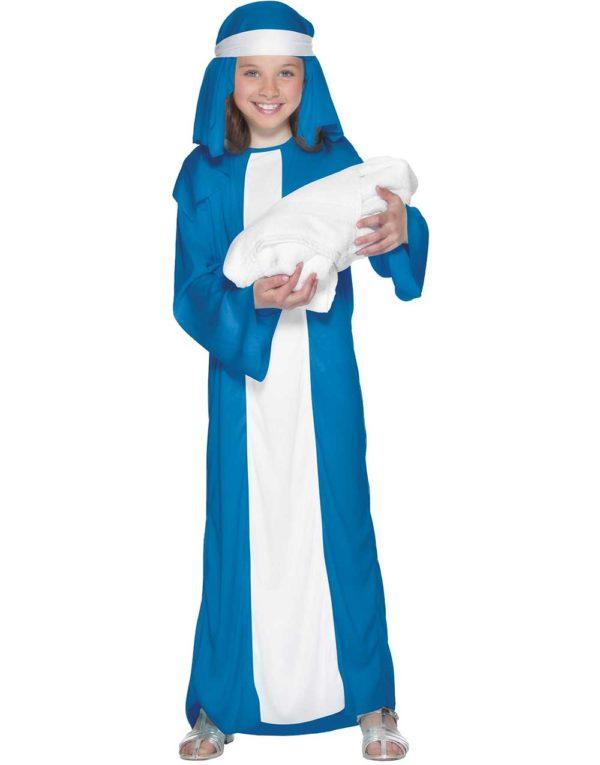 Jomfru Maria Barnekostyme