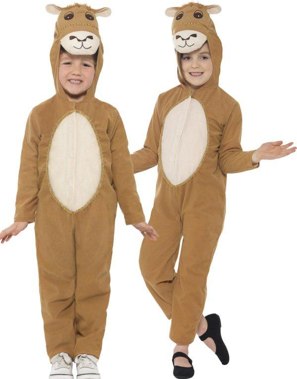 Kamel Barnekostyme til Jente/Gutt