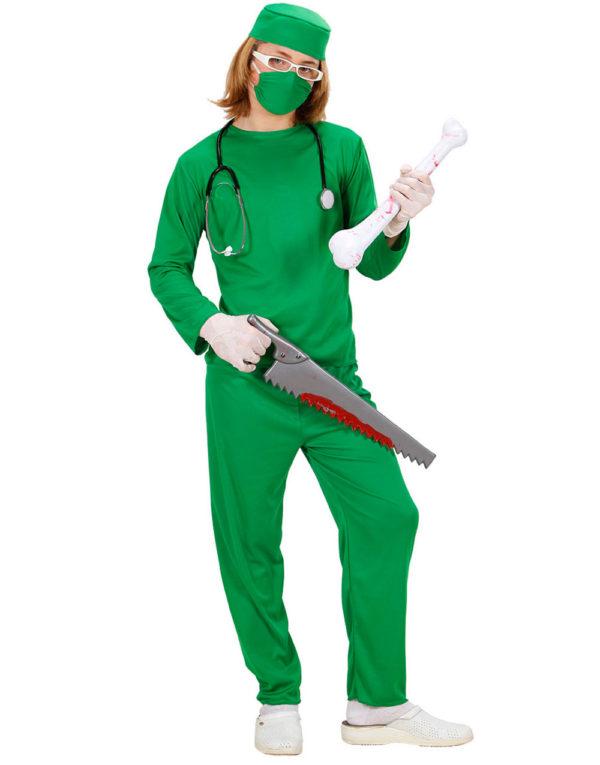 Kirurgen - Kostyme til Barn