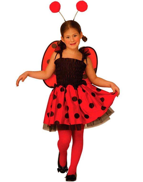 Marihøne Frøken Barnekostyme