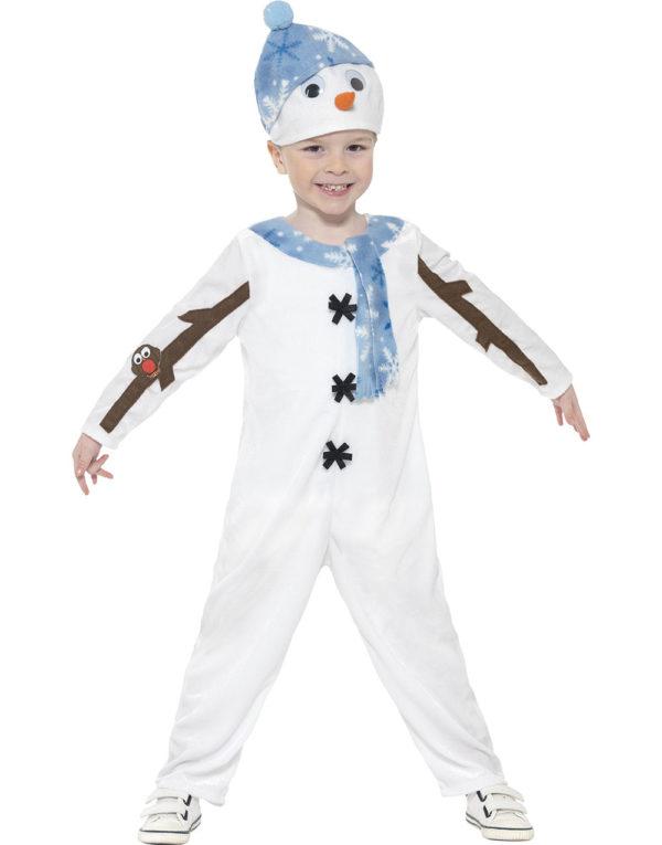 Olaf Inspirert Barnekostyme