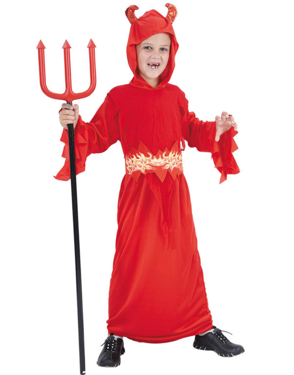 Satans Yngel Barnekostyme