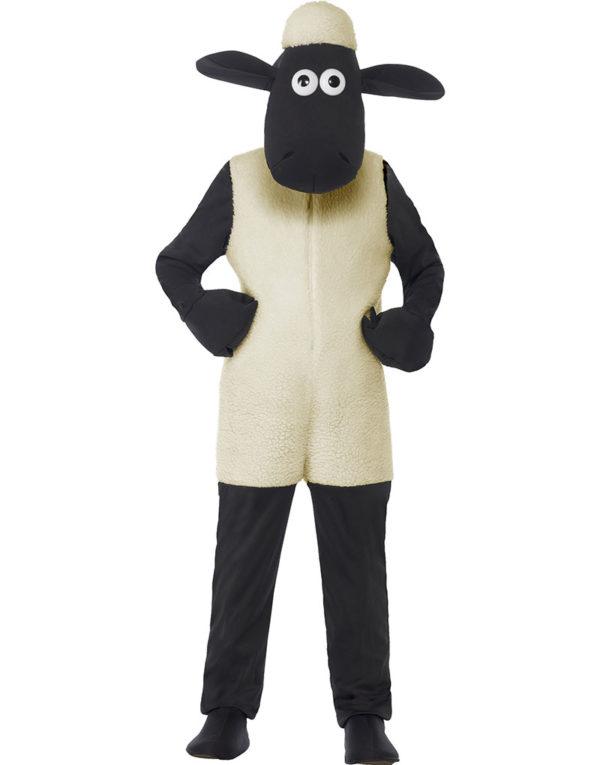 Shaun the Sheep Lisensiert Barnekostyme
