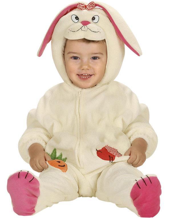 Søt Kanin - Kostyme til Baby - Strl 86 - 12-18 MND