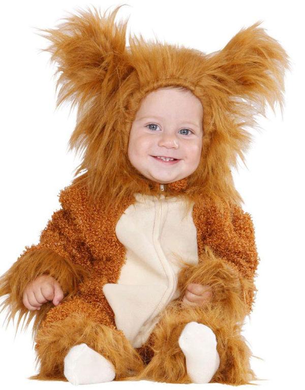Søt Løve - Kostyme til Baby