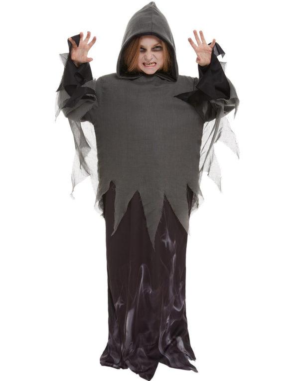 Spøkelse / Reaper Kostyme til Barn