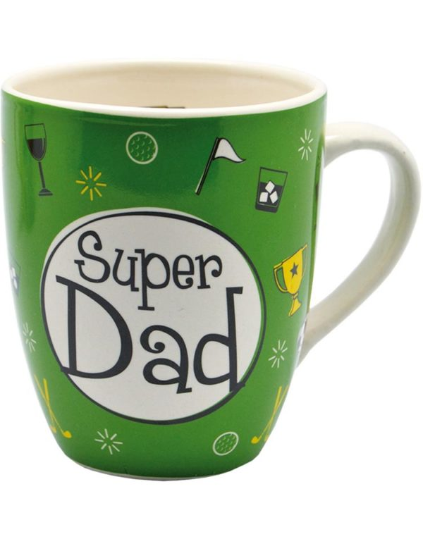 Super Dad - Krus
