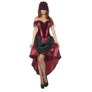 Venetiansk Maskeradeball Kostyme - S