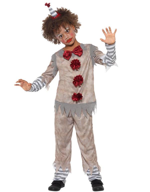 Vintage Klovn Kostyme til Barn