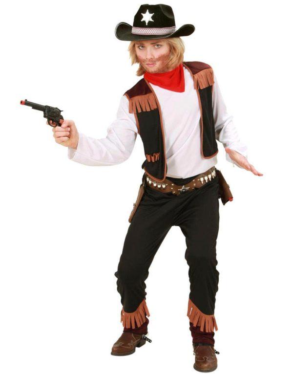 Yihaa Cowboy Barnekostyme