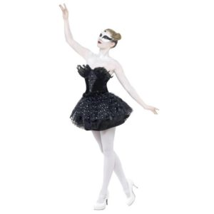 Black Swan Kostyme - S