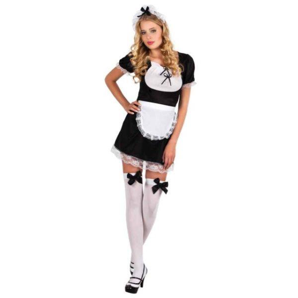 French Maid Kostyme