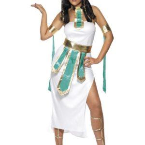Nilens Juvel Kleopatra Kostyme - S