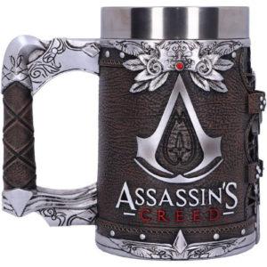Stort Assassin's Creed Luksuriøst Krus / Seidel 14 cm
