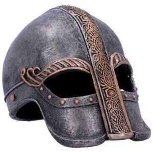 Vikinghjelm Figur 15 cm