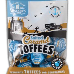 12 poser Walkers Salted Caramel Toffees - Hel Eske