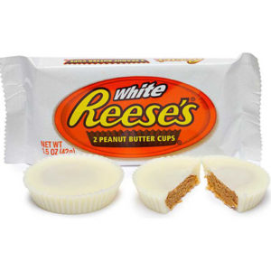 2 stk Reese's White Peanut Butter Cups (USA Import)
