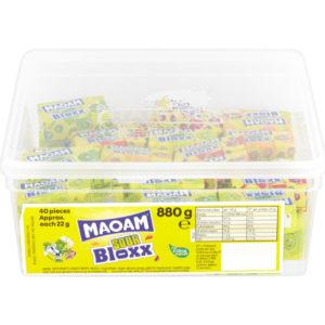 40 stk Haribo Maoam Sour Bloxx Karamell